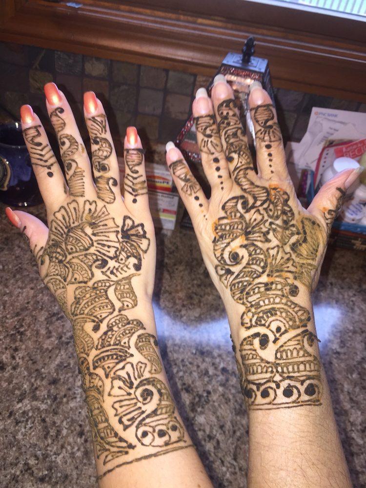 Dharti's Henna Designs: Columbus, OH
