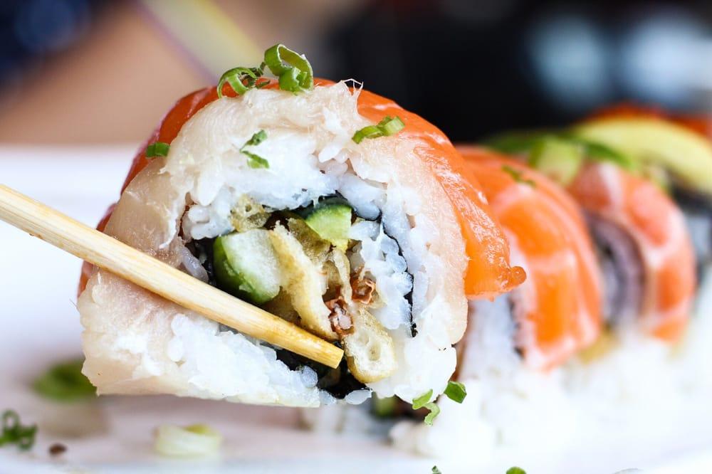 TGI's Sushi