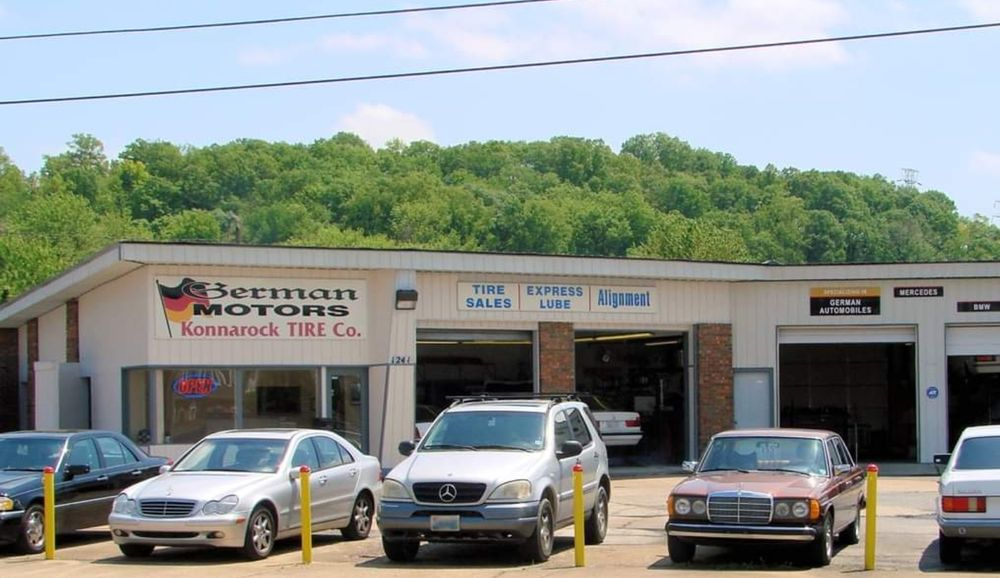 German Motors: 1241 Konnarock Rd, Kingsport, TN