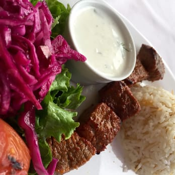 Photo Of Ephesus Restaurant Augusta Ga United States Beef Kabob Is Juicy