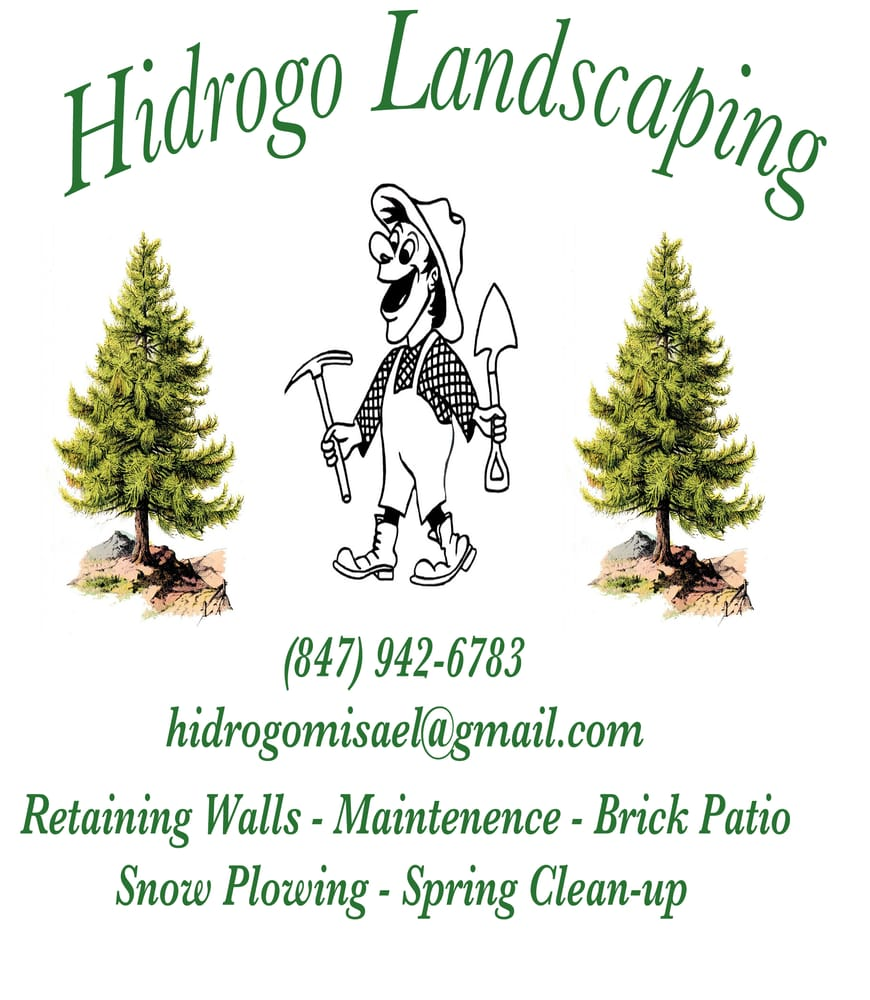 Hidrogo Landscaping: 758 Magna Dr, Round Lake, IL