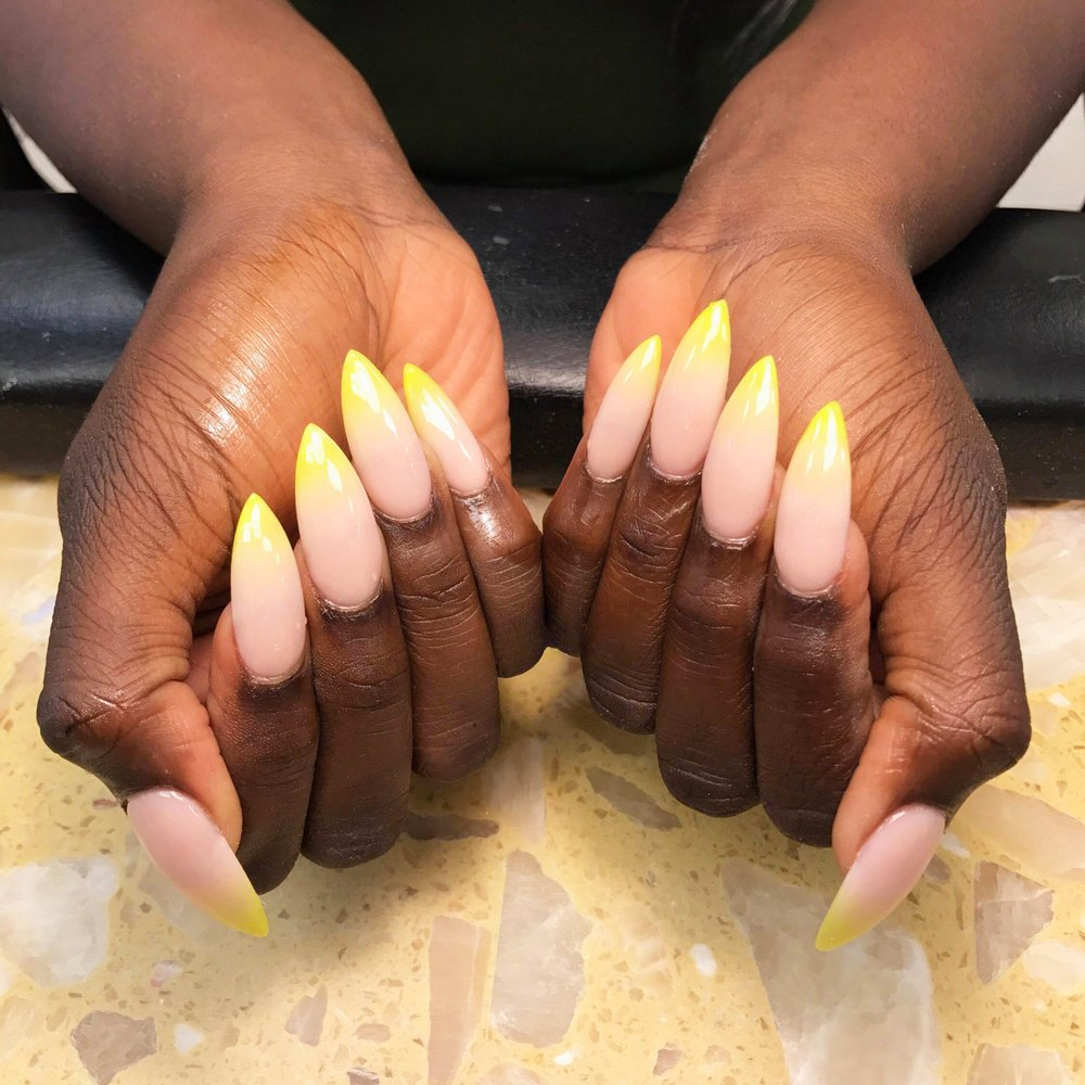 MK Nails & Spa: 2412 E Little Creek Rd, Norfolk, VA