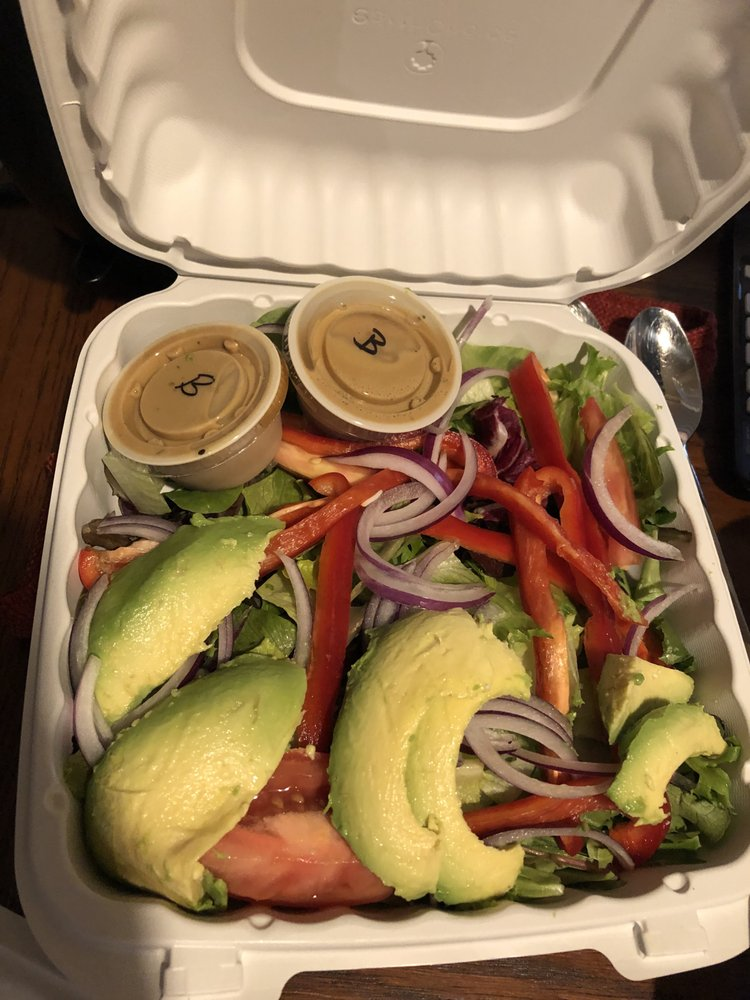 Georgie's Outdoor Mexican Cafe: 495 W Main St, Escalante, UT
