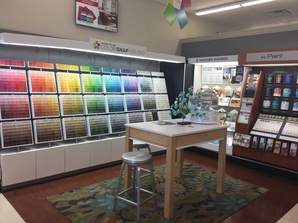 Sherwin-Williams Paint Store: 6410 W Nob Hill Blvd, Yakima, WA