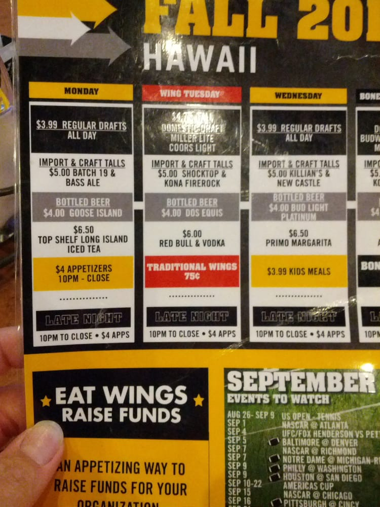 graphic regarding Coupongreat Com Printable Coupons referred to as Each day promotions buffalo wild wings / Printable discount codes for