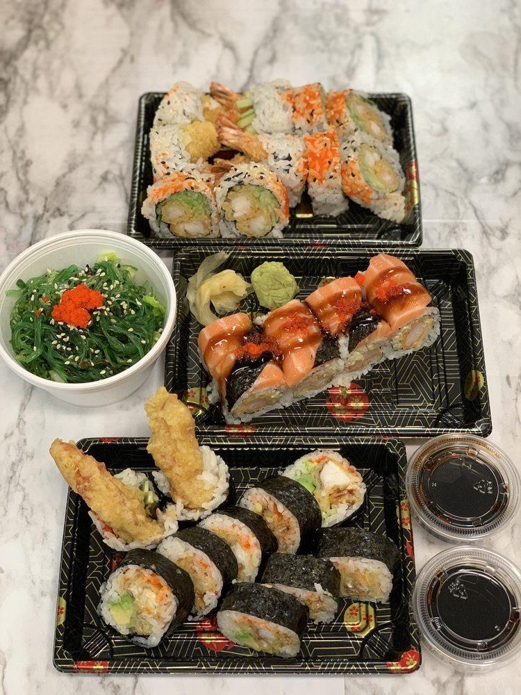 Sakura Cafe: 12835 Hwy 431 N, Hazel Green, AL