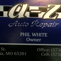 A to z auto repair 11 photos 13 reviews auto repair 806 fay photo of a to z auto repair columbia mo united states awesome solutioingenieria Gallery