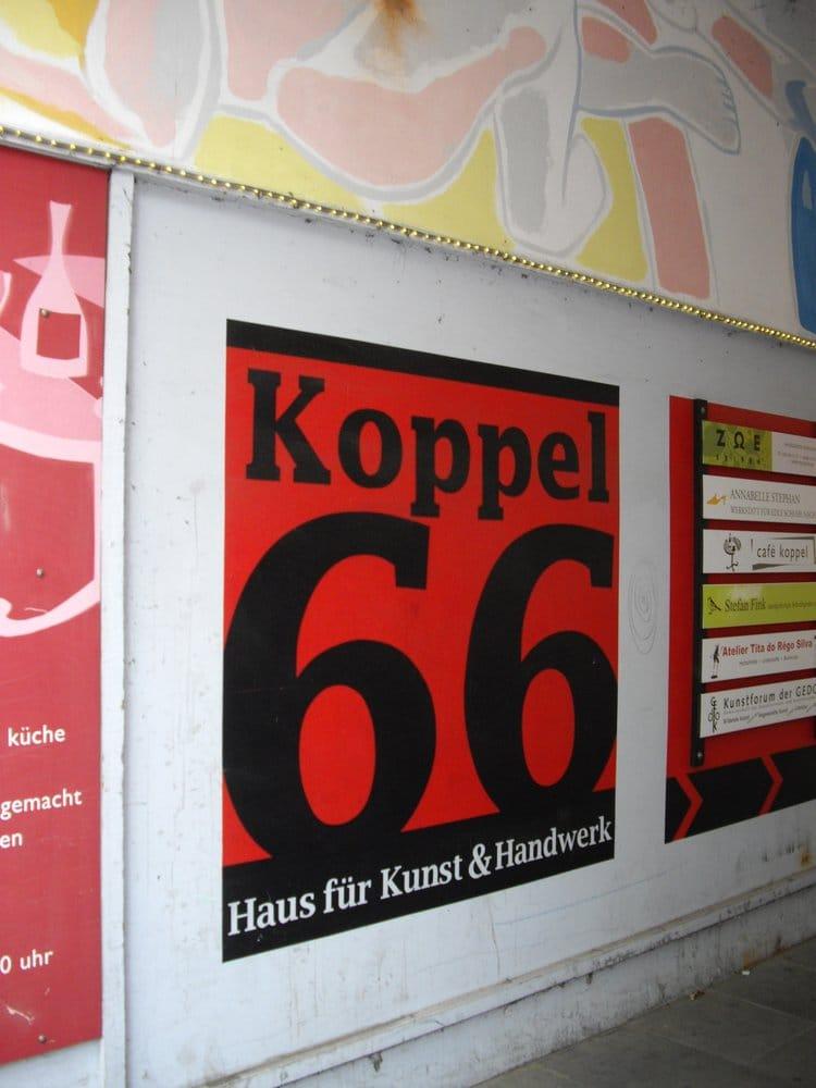 Haus für Kunst und Handwerk Koppel 66