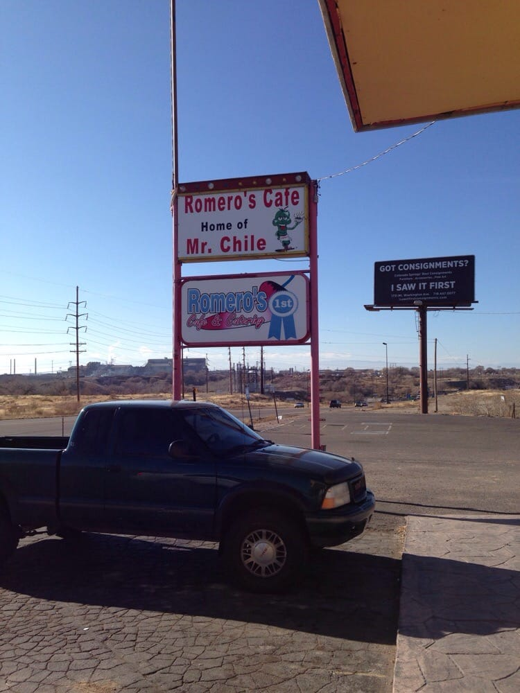 Photo of Romero's Cafe & Catering - Pueblo, CO, United States