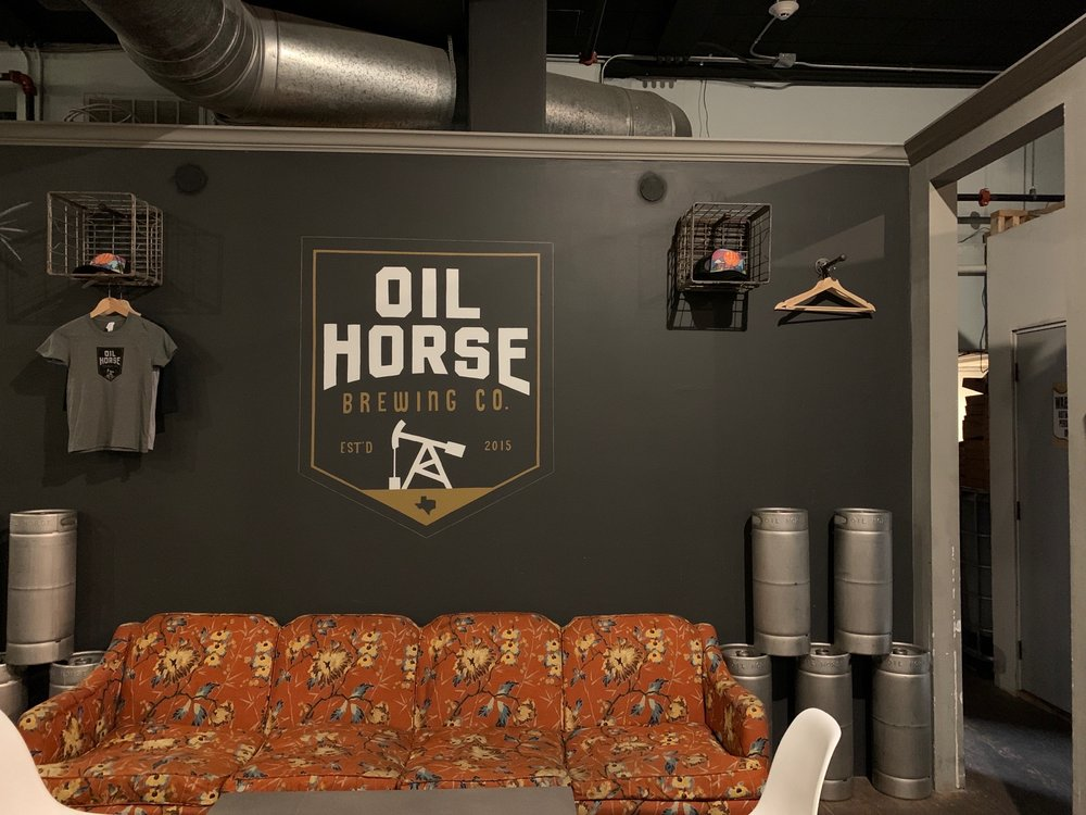 Food from Oil Horse Brewing Co