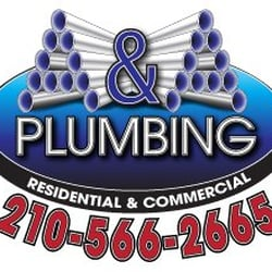 A & A Plumbing logo