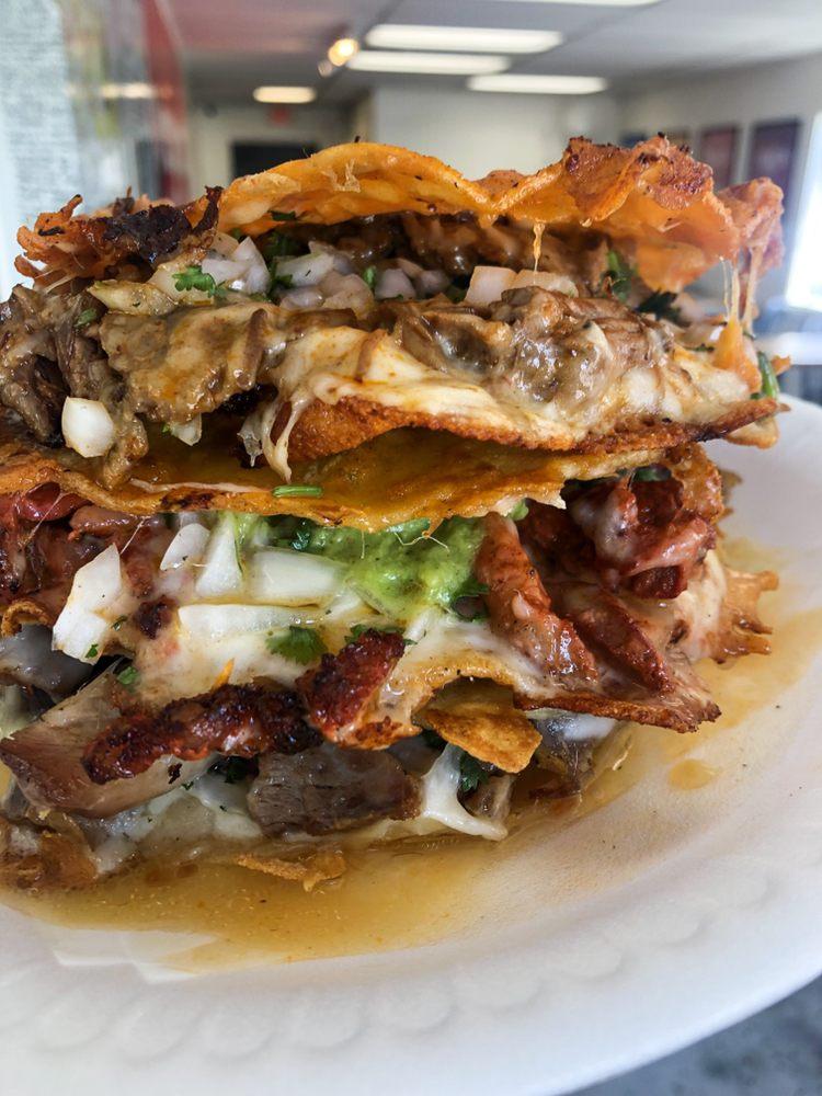 Tacos Y Más: 1290 N Mt Vernon Ave, Colton, CA