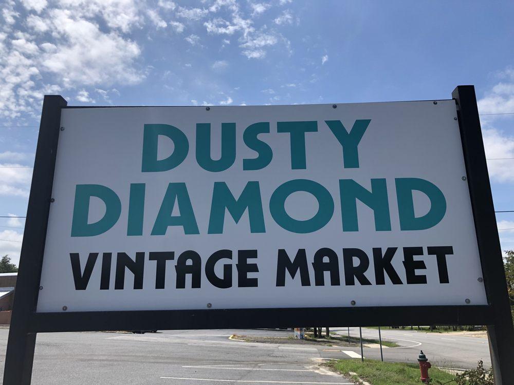 Dusty Diamond: 800 North Peterson Ave, Douglas, GA