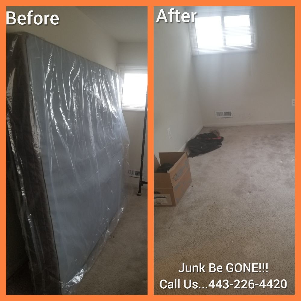 Junk Be Gone: 1829 Reisterstown Rd, Pikesville, MD