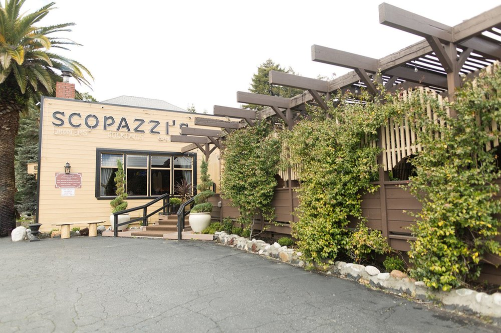 Scopazzi's: 13300 Big Basin Way, Boulder Creek, CA
