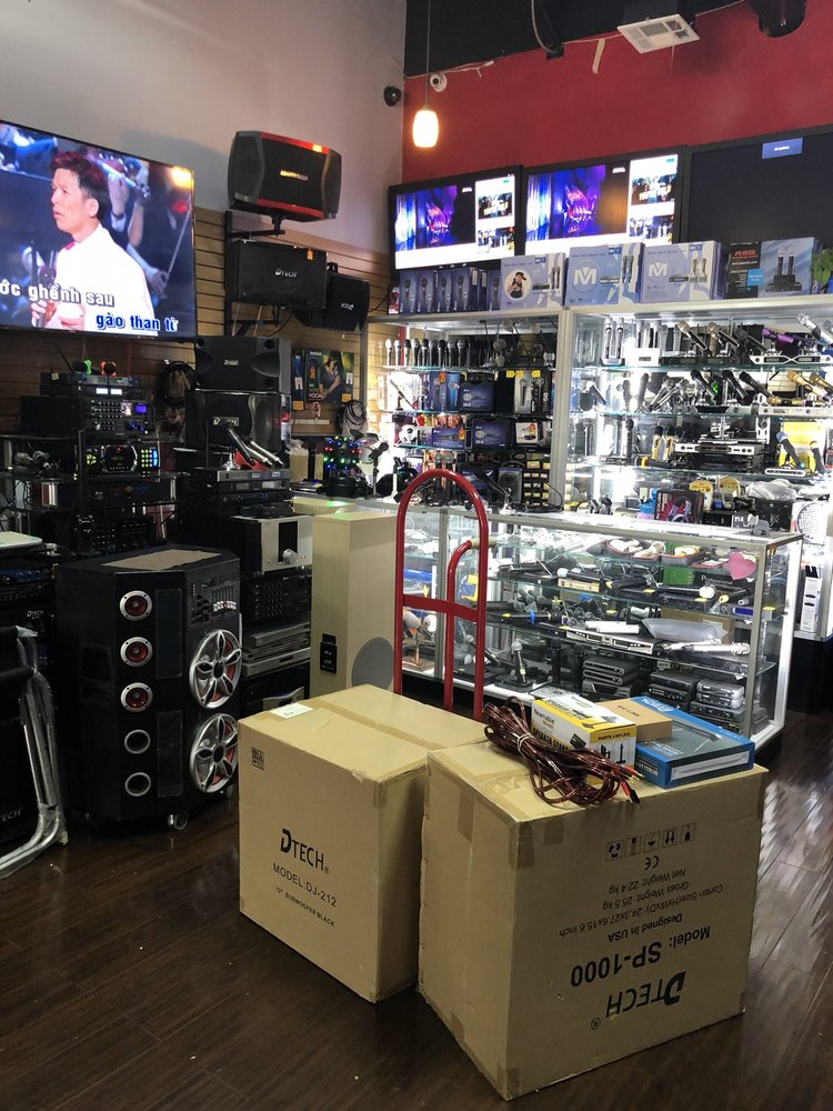 Professional Karaoke: 9136 Bolsa Ave, Westminster, CA