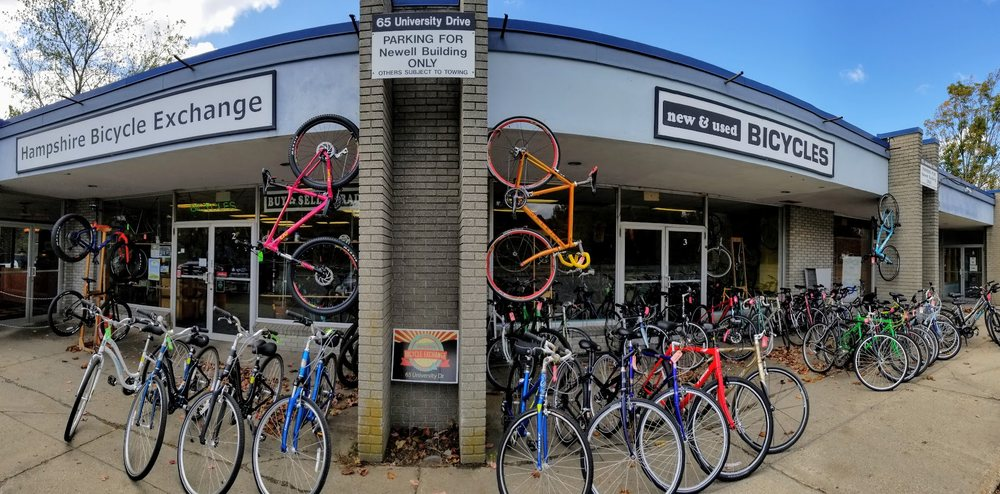 Social Spots from Hampshire Bicycle Exchange