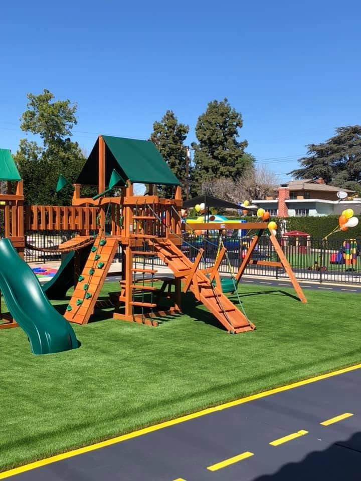 Arcadia Playschool: 615 E Live Oak Ave, Arcadia, CA