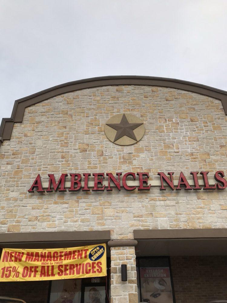 Ambience Nails: 1711 N Fulton St, Wharton, TX