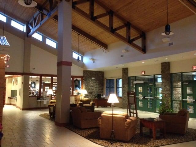 Chief Logan State Park: 376 Little Buffalo Creek Rd, Logan, WV