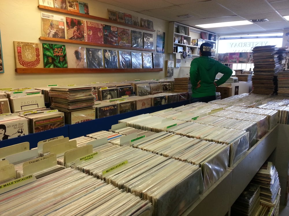 Yesterday And Today Records: 9274 SW 40th St, Miami, FL