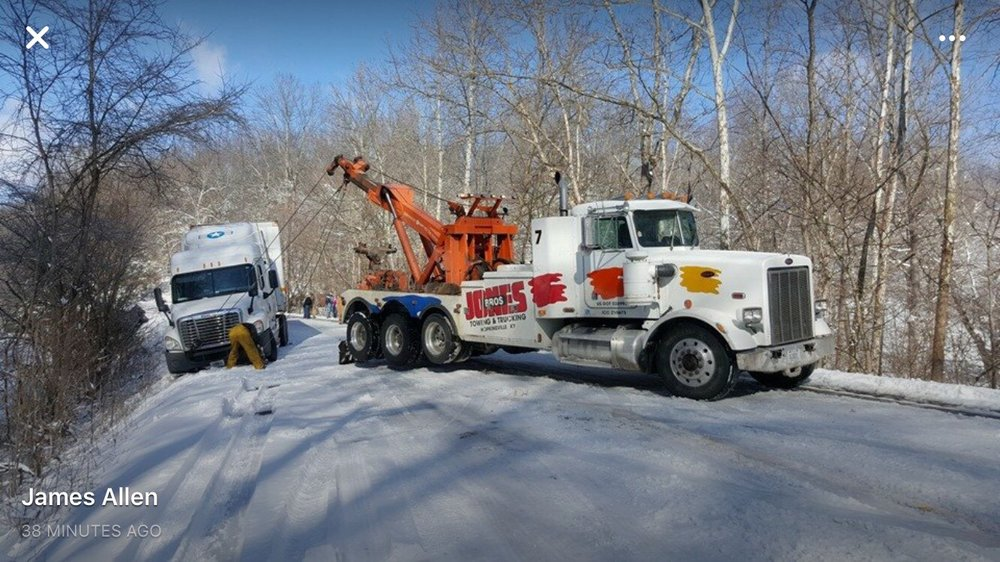Towing business in Hopkinsville, KY