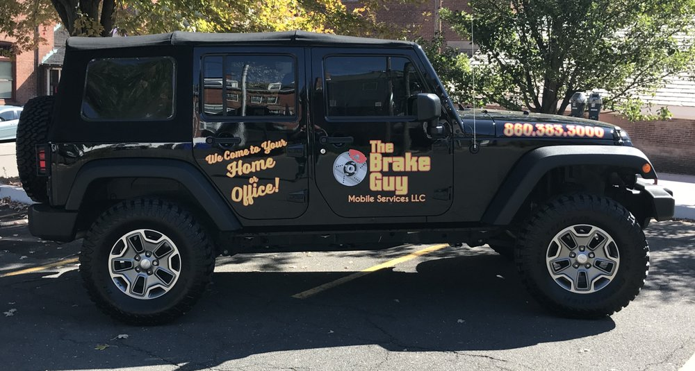 The Brake Guy Mobile Services: Franklin, CT