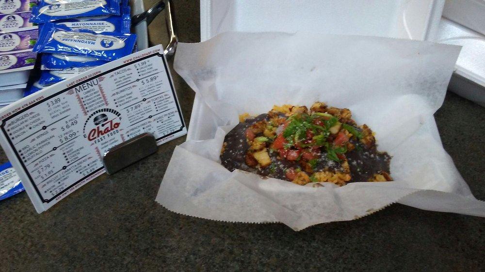 Chalo Fast Food: 620 Hwy 155 S, McDonough, GA