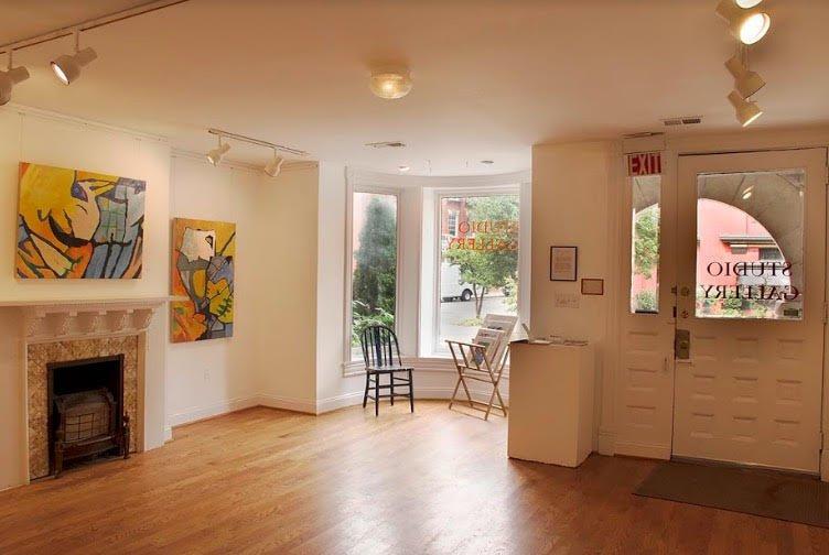 Studio Gallery: 2108 R St NW, Washington, DC, DC