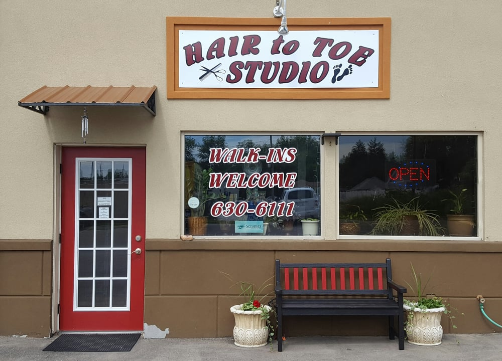 Hair To Toe Studio: 8048 Miller Rd, Swartz Creek, MI