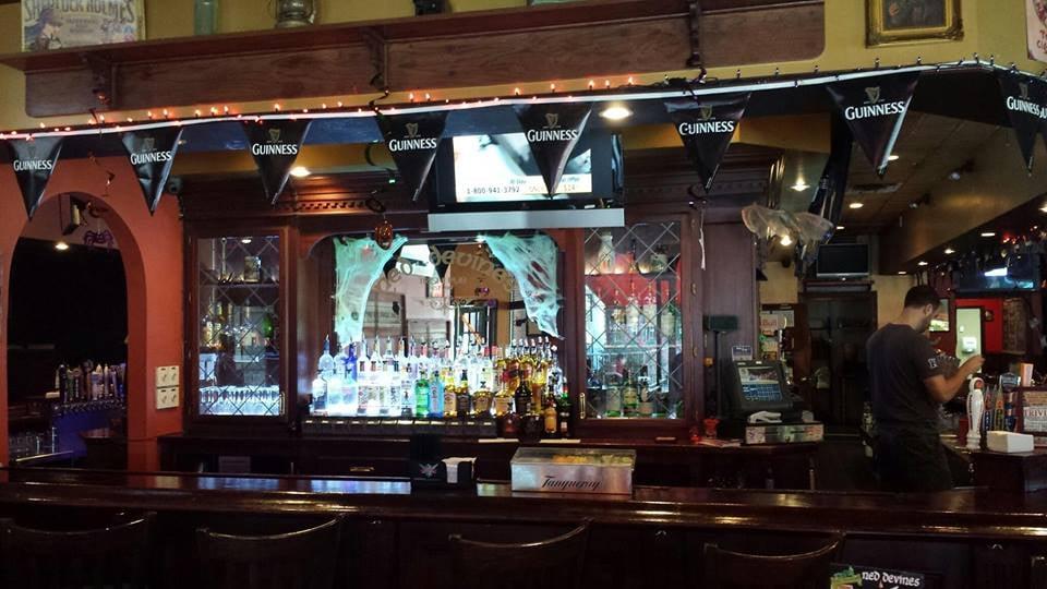 Ned Devine's Irish Pub & Sports Bar: 2465 Centreville Rd, Herndon, VA