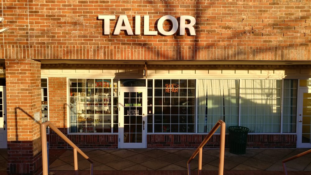 Sam's Tailor & Shoe Repair: 5962 S Holly St, Greenwood Village, CO