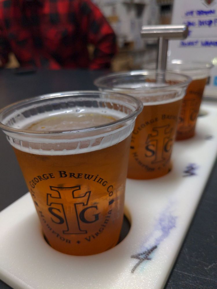 Social Spots from St George Brewing Co