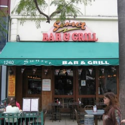 Sunset Bar Grill Closed Restaurants 1240 3rd Street