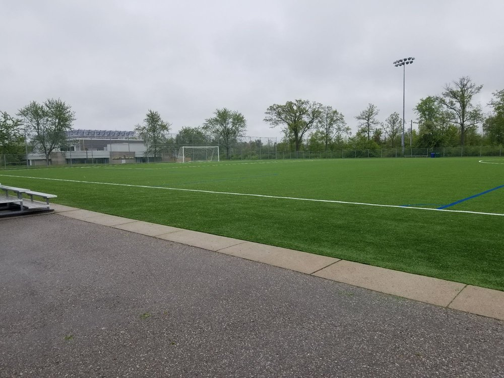 Photo of Huron Park Recreation Centre - Mississauga, ON, Canada. Soccer Field