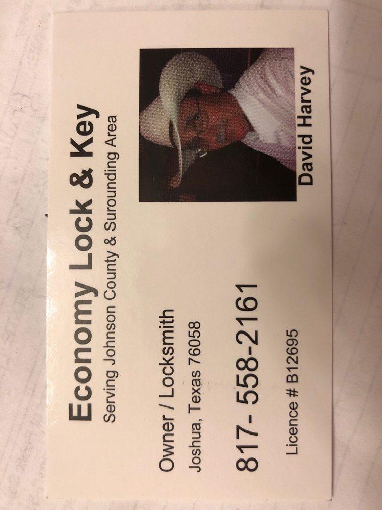 Economy Lock & Key: 1516 Royalwood Cir, Joshua, TX