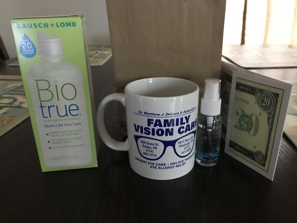Complete Family Vision Care: 400 State St, Baden, PA