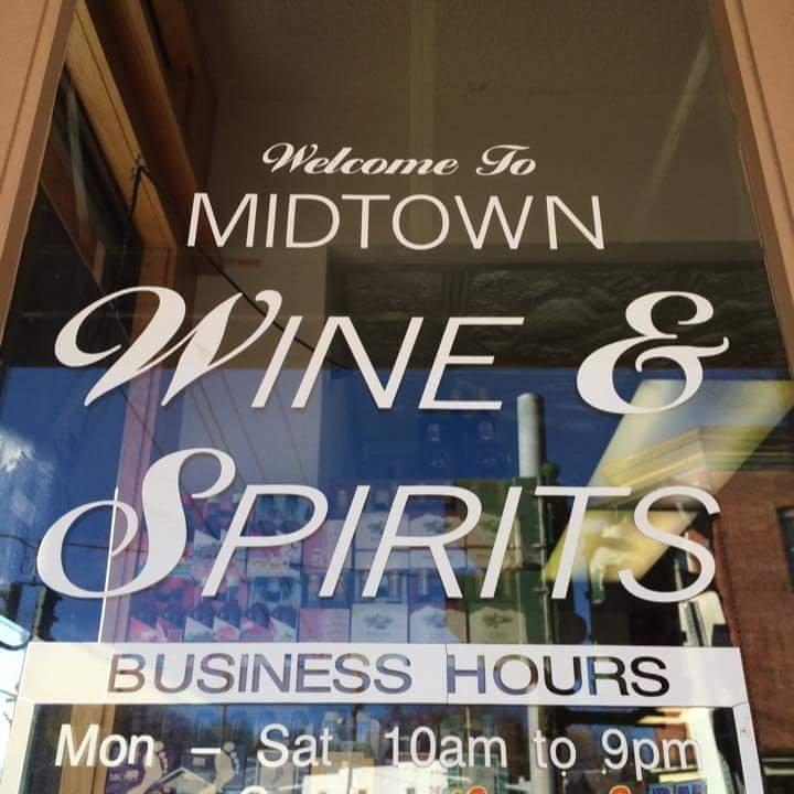 Midtown Wine & Spirits: 77 Milton Ave, Ballston Spa, NY