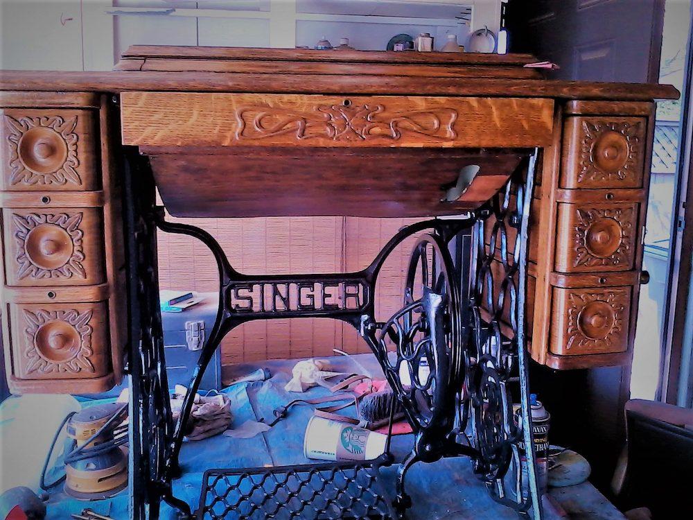 woodmans furniture repair: 24111 Pandora St, Lake Forest, CA