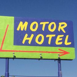 Photo Of Buckeye Motor Hotel Az United States