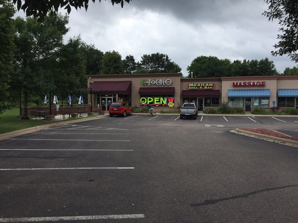 El Zocalo Grill & Cantina: 566 Lilac St, Lino Lakes, MN