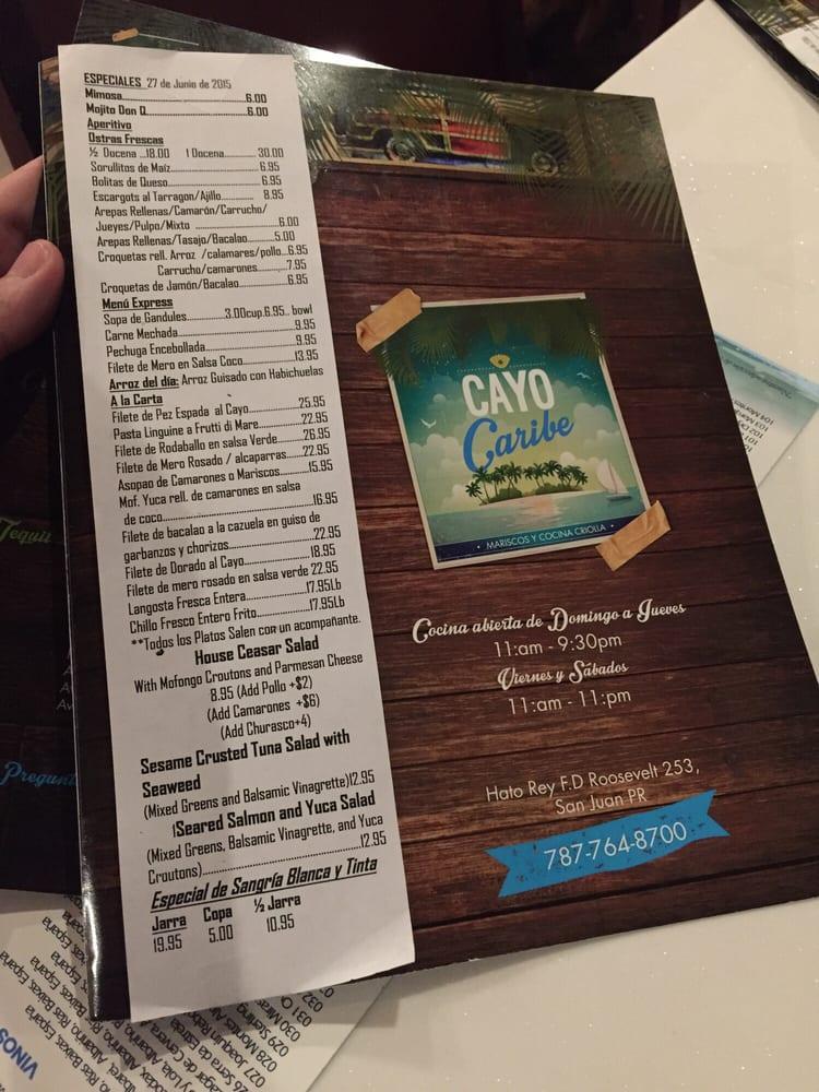 Restaurants In San Juan Puerto Rico Yelp