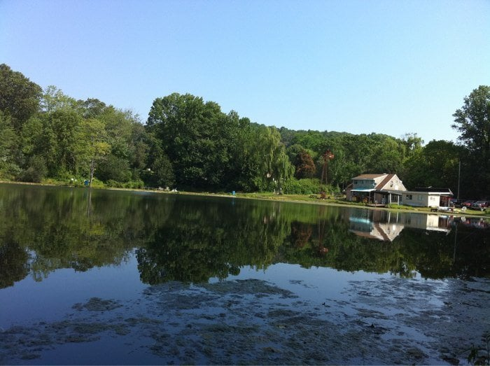 Moyer's Fishing Lake & Campground: 5462 Blue Church Rd, Coopersburg, PA