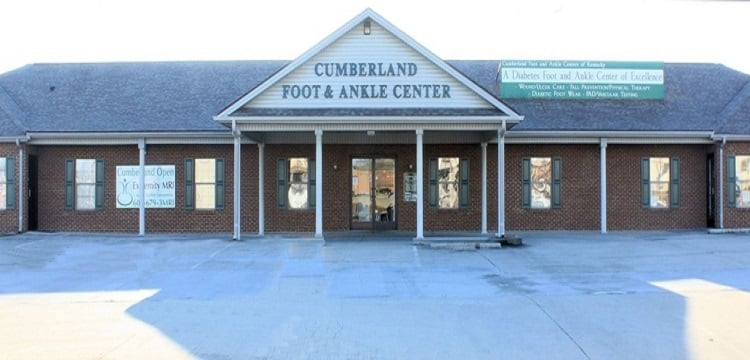 Cumberland Foot & Ankle Centers: 117 Trade Park Dr, Somerset, KY