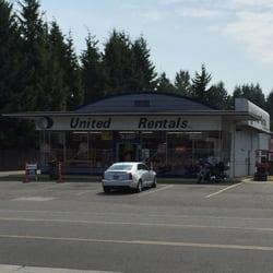 United rental vancouver washington
