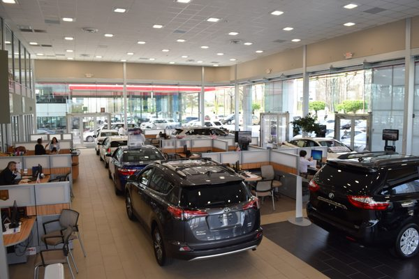 Darcars Toyota Of Silver Spring 12210 Cherry Hill Rd Silver Spring