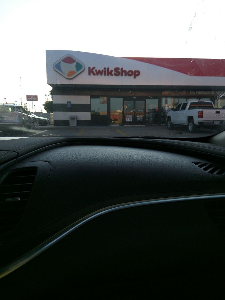 Kwik Shop Store 717: 114 W US Highway 54, Andover, KS