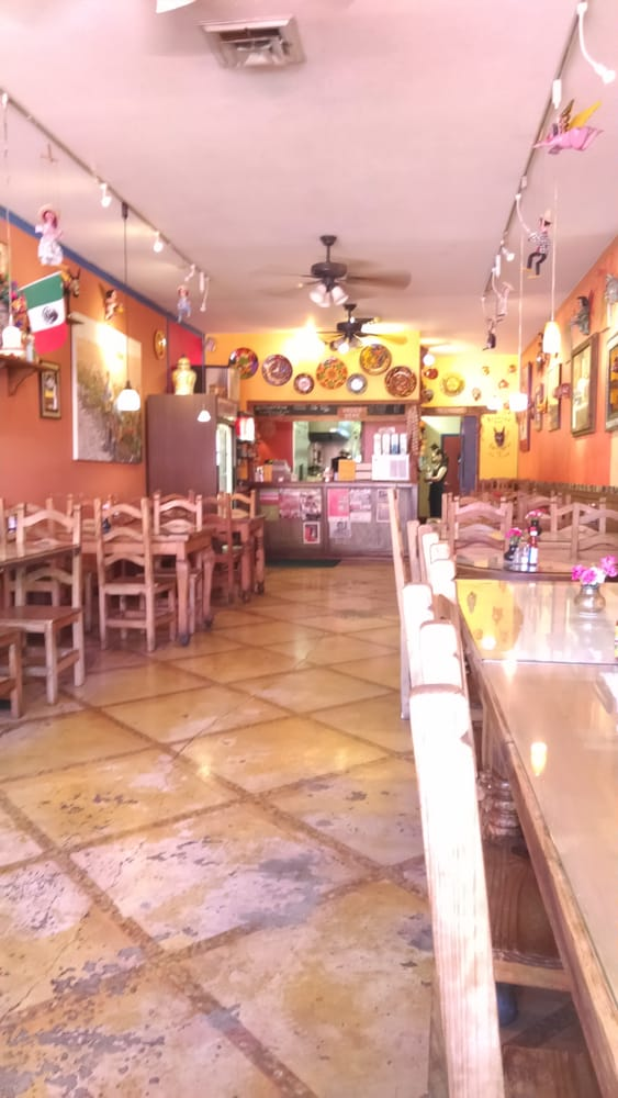 Mexican Restaurant In St Helena Ca