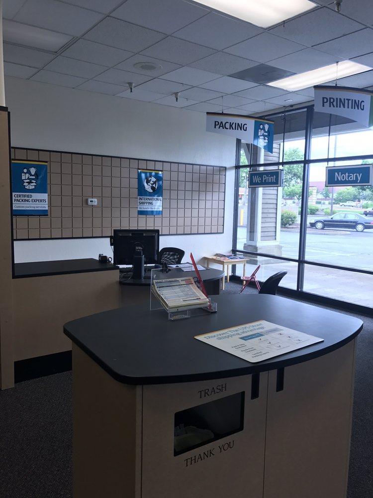 The UPS Store: 705 E Bidwell St, Folsom, CA