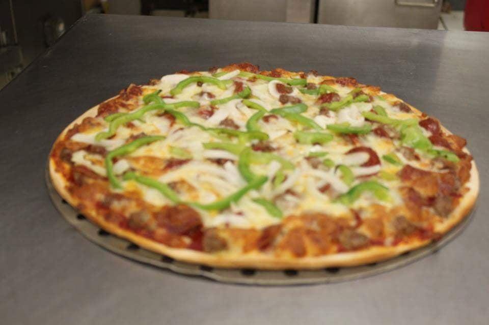 Elicia's Pizza